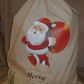 Personalised Santa Sacks extra large