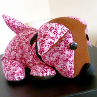Doggy Doorstops, Playful Pup, Pouncing Pooch and Scottie Dog