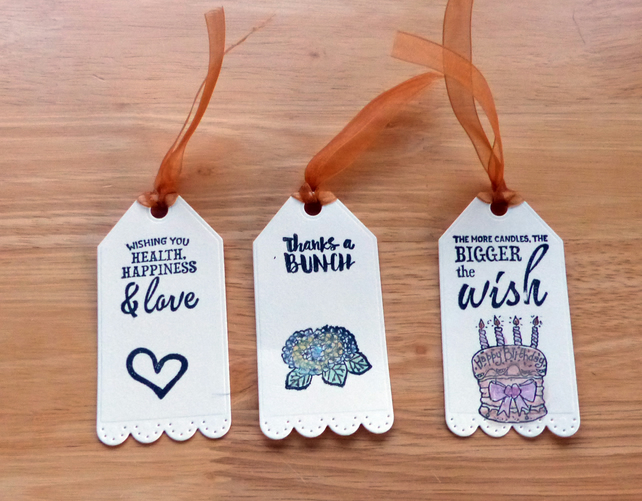 Quality Hand Made Ivory Tags