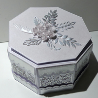 Luxury Gift box Wedding Card