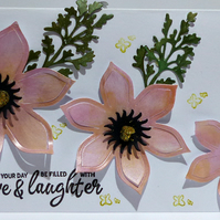 Love & Laughter card