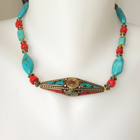 Tibetan Neckless