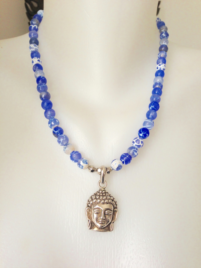 Budha Pendant Necklace