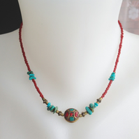 Tibetan Necklace