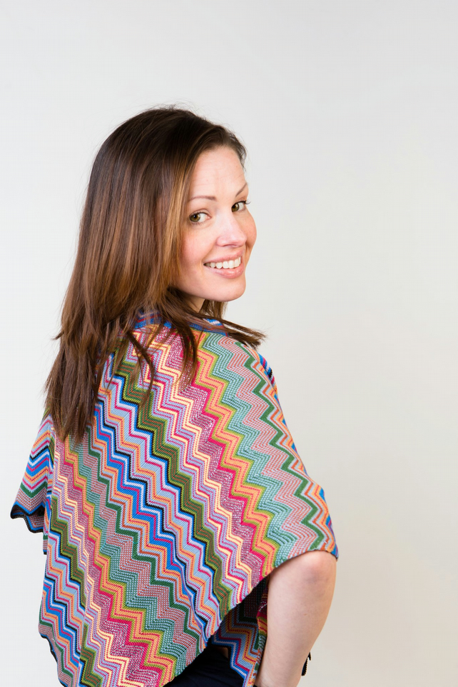Poncho, Summer Poncho, Festival Wear, Beach Wear, Bohemian, Made in the UK, 184