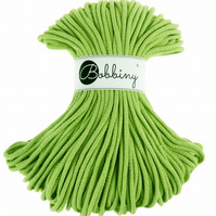 Bobbiny Rope Yarn - 5mm x 100m - Lime Green