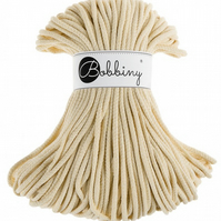 Bobbiny Rope Yarn - 5mm x 100m - Natural