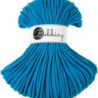 Bobbiny Rope Yarn - 5mm x 100m - Azure