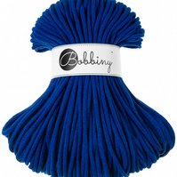 Bobbiny Rope Yarn - 5mm x 100m - Cobalt