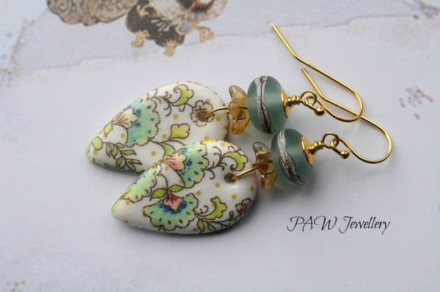Country Garden Earrings