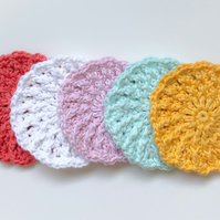 Zero-Waste Reusable Face Pads