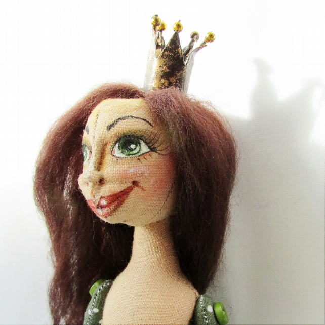 Princess Camilla Art Doll