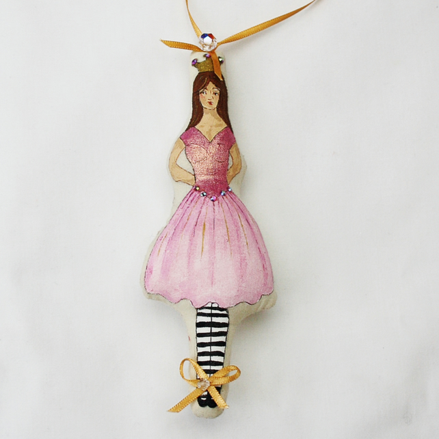 Princess Art Doll Decoration
