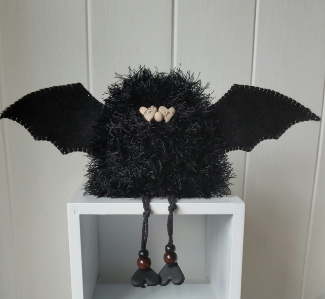 Knitted Bat