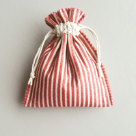 Hand stitched lavender bag