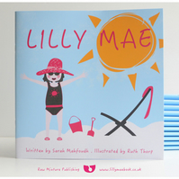 Lilly Mae rhyming picture book by Sarah Mahfoudh and Ruth Thorp (paperback)