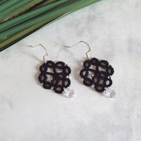 Goth Dangle Earrings