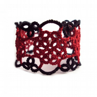 Tatting Tudor Bracelet CUSTOM FIT