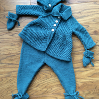 Babys Luxury vintage pattern pram suits ( varied patterns)