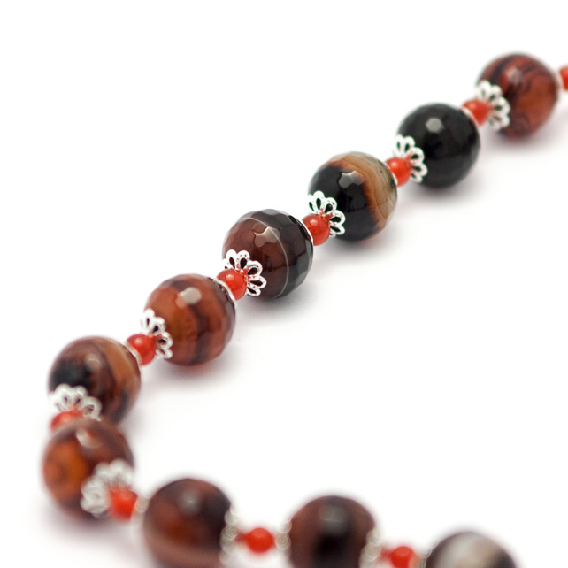 SALE! Miracle Agate Necklace