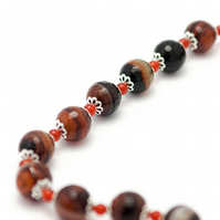 Miracle Agate Necklace