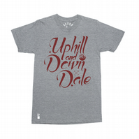 Setup® Dales Cycling T-Shirt in Heather