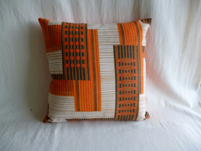 1960 - 70s  vintage cushion cover
