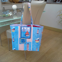 Beach Bag -Strong and Roomy