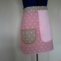 Waist Apron with Hand Cloth
