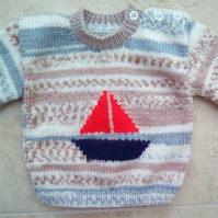 Baby long sleeve jumper