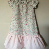 Young girls cotton dress