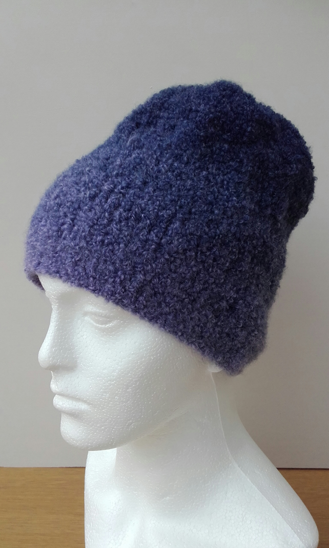 Warm Pull On Hat