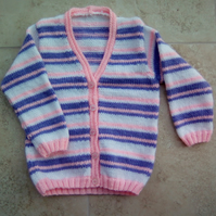 Girls summer cardigan