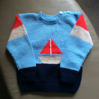 Child's Knitted Jumper
