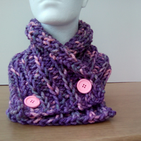 Cosy Ladies Neck Warmer