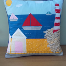 Seaside Picture Cushion