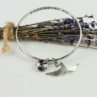 Dreaming of the sea bangle