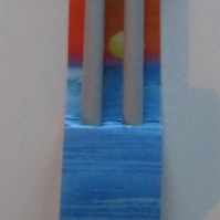 Pony 6.5mm Knitting needles 30cm length