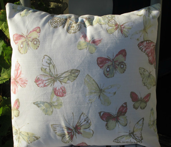 Butterfly Cushion cover 40cm (16 inch)