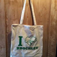 I Broccoli Brockley tote bag (Green)