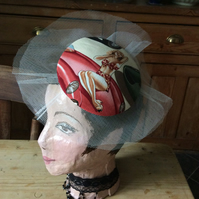 Bikini lady fascinator