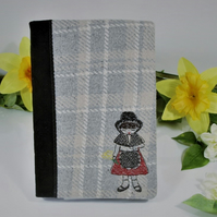 Wool Welsh Lady Themed 2019  A5 Diary Gift set