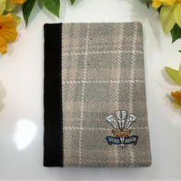 Three Feathers Welsh Themed Diary Gift set
