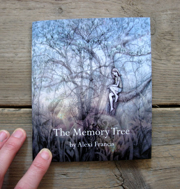 Booklet - The Memory Tree