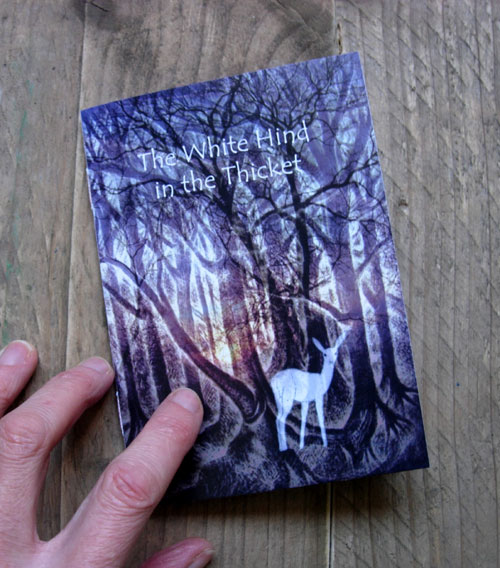 Booklet - The White Hind in the Thicket
