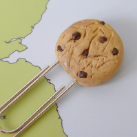 Large Cookie Paper Clip, Page Marker