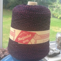 340g Cone of Denys Brunton Designer Yarn!