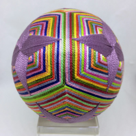 Temari. Japanese embroidered ball