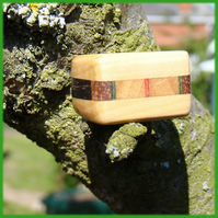 A delightful laminated ring