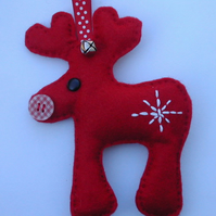 Rudolph...Red